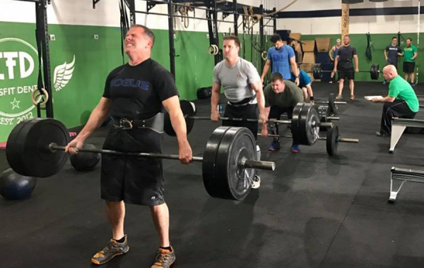 Denton Barbell Club